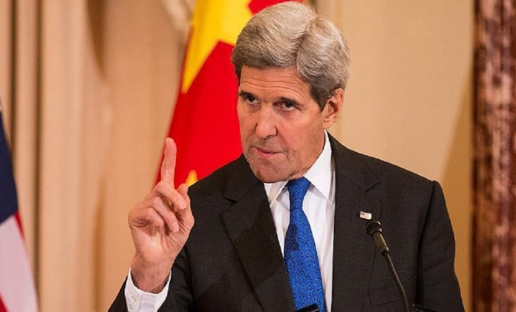 30,000 troops needed for Syria safe zone, Kerry says