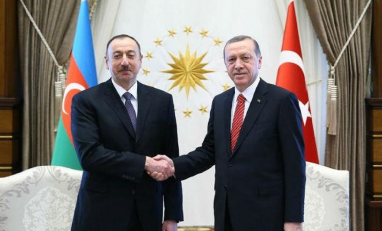Turkey, Azerbaijan deepen ties, vow to unite against terror