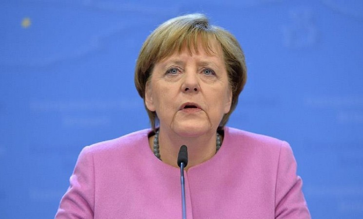 Angela Merkel claims EU deal with Turkey is ONLY way to solve migrant crisis