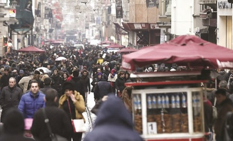 Turkey spend drives fastest growth behind China, India