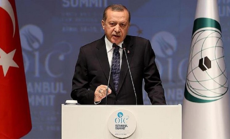 Divisions weaken Islamic world, says Turkey's president