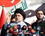 Iraq's Sadr rejects anti-Iran sloganeering by followers