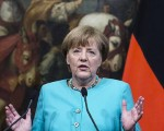 Merkel warns of 'return to nationalism' unless EU borders protected