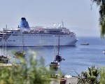 Turkey becomes a favorite spot for European cruise tourism