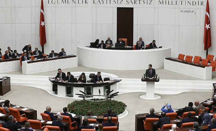 AK Party, CHP, MHP condemn and reject German resolution in joint declaration