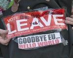 UK votes to leave European Union
