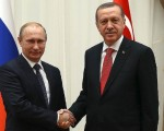 Erdogan letter to Putin calls for 'friendly ties'