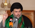 Iraqi preacher Sadr calls for rising up against gov't