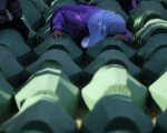 Thousands mark 21 years since Srebrenica massacre