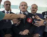 Turkey's CHP head urges 'joint fight' against terrorism after attacks