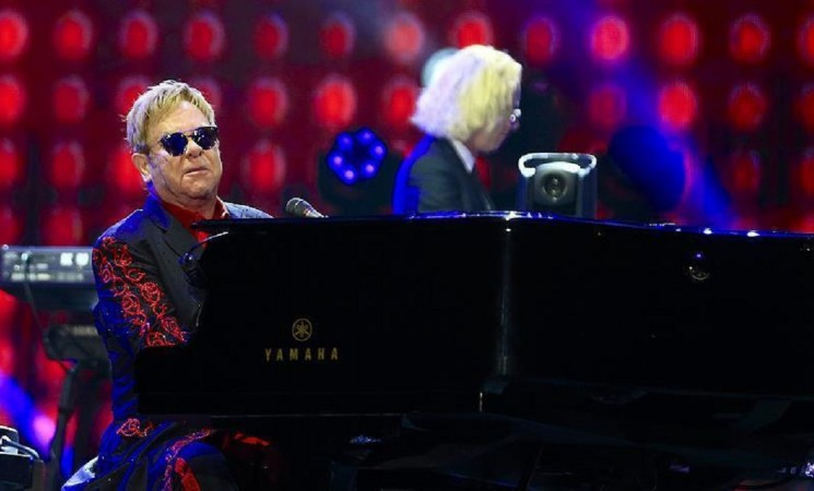 Elton John: 'God bless Turkey'