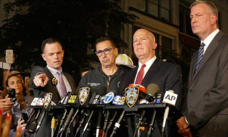 Authorities investigating NYC blast as act of terror