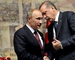 Erdogan, Putin agree over phone call to intensify efforts for peace in Syria