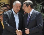 Cypriot leaders agree on treaty-signing powers