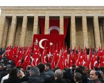 Republic's founder Atatürk commemorated on 78th anniversary of death