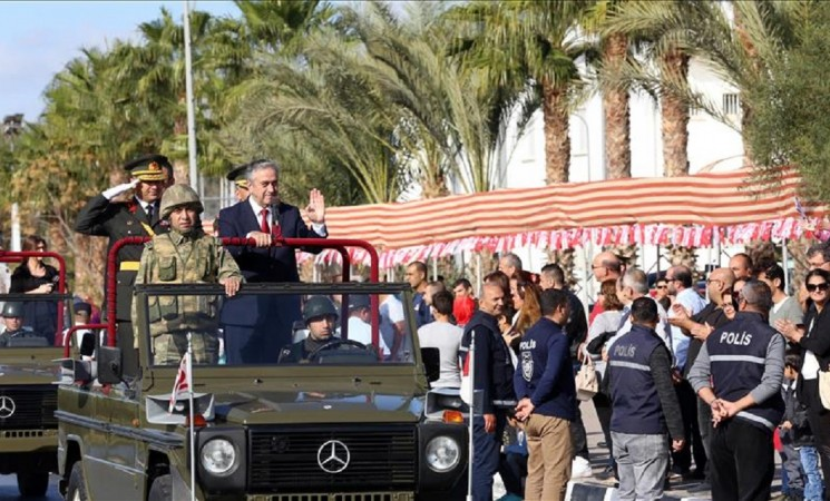 Turkish Cypriot president: 'Time to reach a decision'