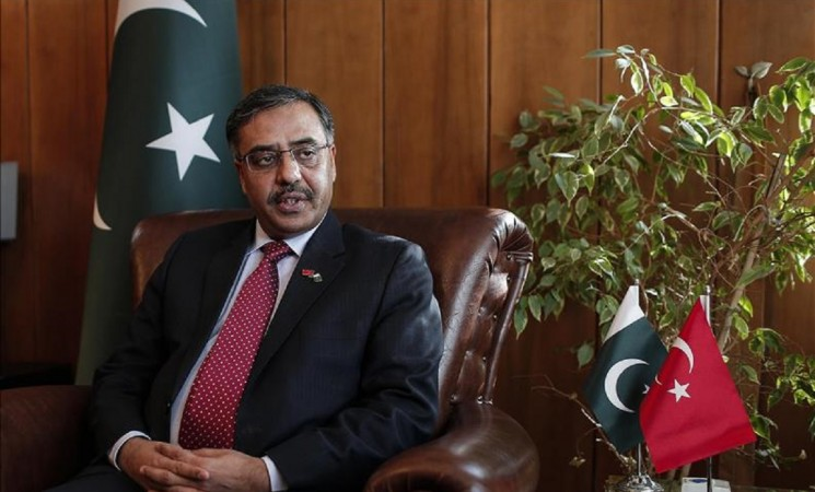 Turkey's enemies are Pakistan's enemies: Ambassador
