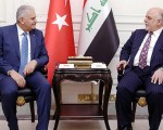 Turkey, Iraq agree on joint fight against PKK, Daesh during PM Yildirim's Baghdad visit