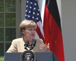 Merkel vows to maintain close ties with US