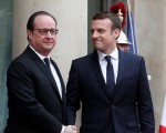 Macron sworn in as the new French president