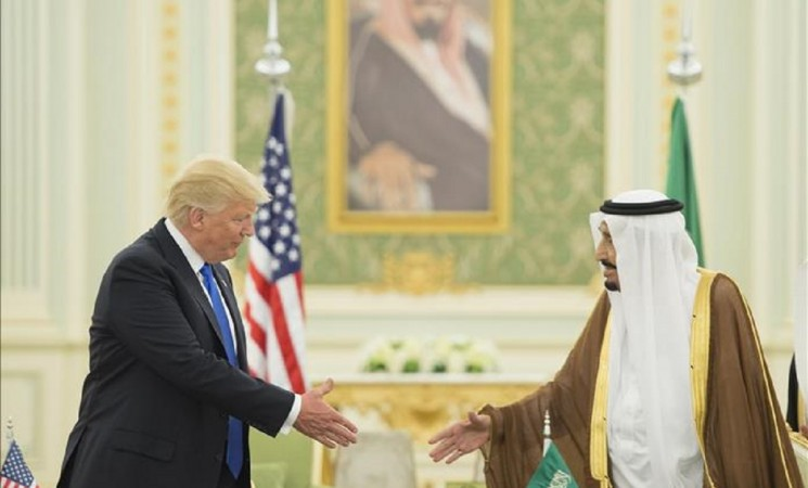 US, Saudi Arabia sign $110B arms deal amid Trump visit
