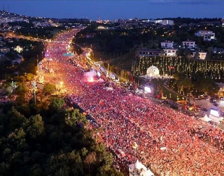Turkey marks first anniversary of defeated coup