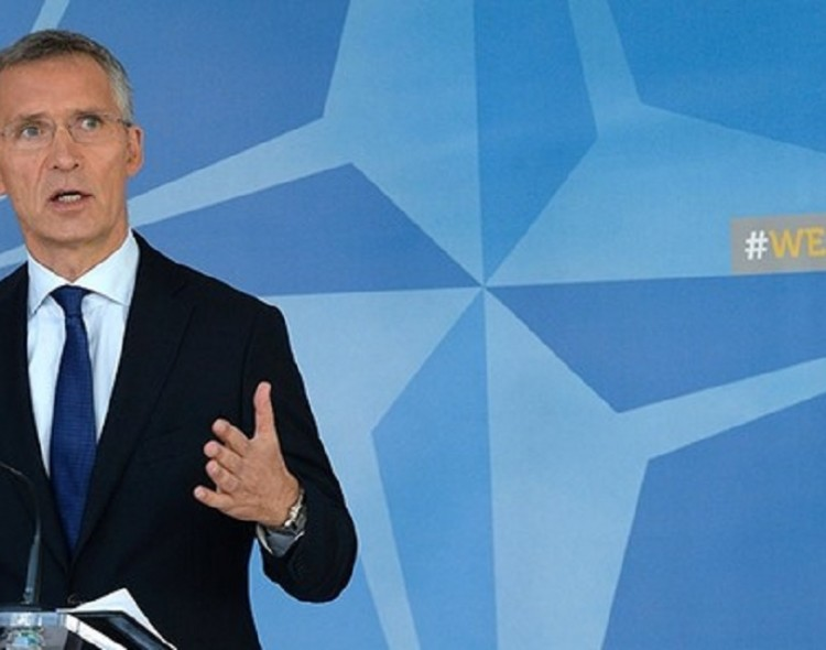 NATO's Stoltenberg praises Turkish people's courage during failed coup attempt