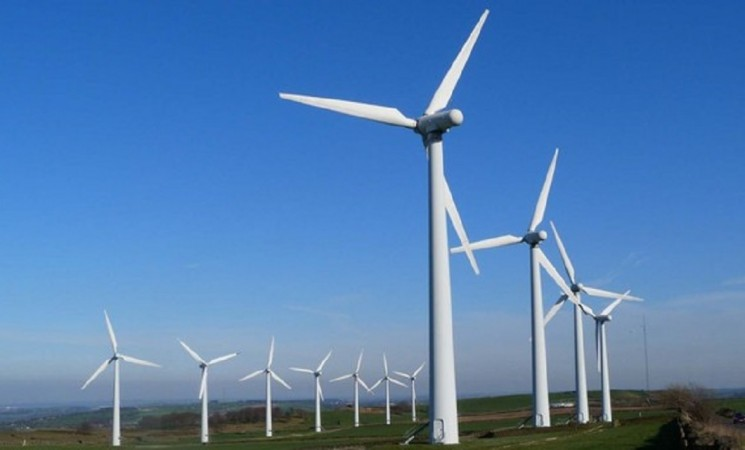 Top wind turbine makers eye Turkey's growing energy market