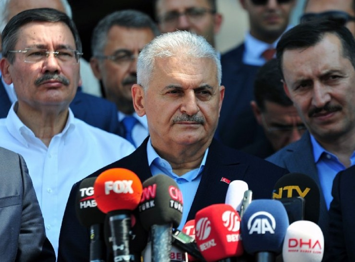 Pm Yildirim Says Turkey Not Aching For Customs Union Update