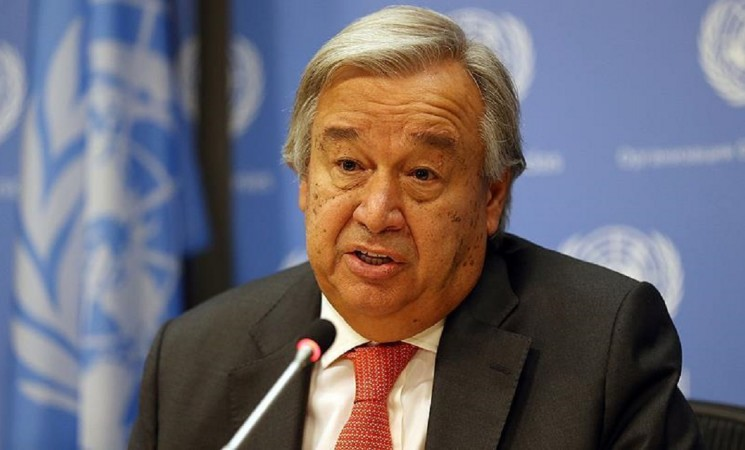 UN chief cautions against Iraqi Kurdish referendum