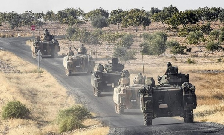 Turkish military holds drill near Iraqi border ahead of KRG referendum