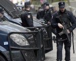 Spanish police raid Catalan government buildings