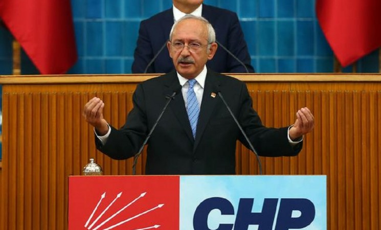 Turkey must introduce EU standards on its own: CHP leader