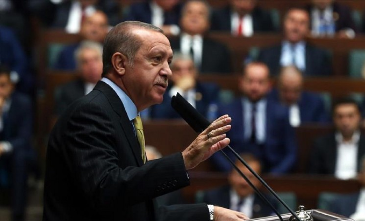 Syria, Iraq issues directly affect Turkey: Erdogan
