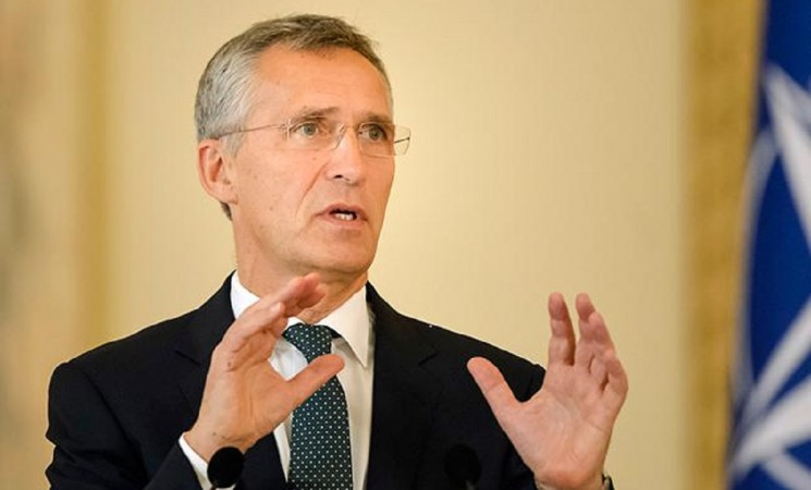 No angst over Turkey's air defense deal with Russia: NATO chief