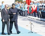 Turkey emerging as a 'new power,' Venezuelan President Maduro says in Ankara