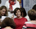 Spain appoints deputy premier to replace Catalan leader