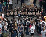 Spain: Mass protests on heels of independence vote