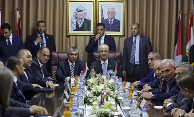 Turkey welcomes Palestinian unity government meeting in Gaza