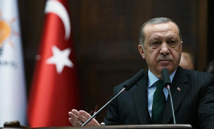 Jerusalem is 'red line' for Muslims: Turkey's Erdogan