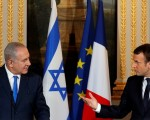Macron tells Netanyahu that US recognition of Jerusalem is threat to peace
