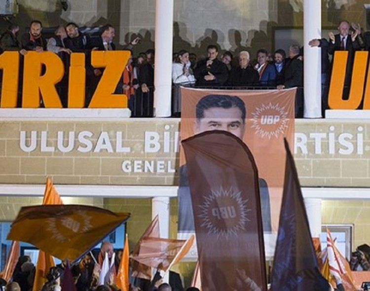 Ruling UBP strengthens in Turkish Cypriot elections, coalition in sight