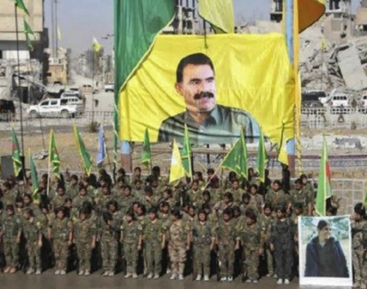 Pentagon says PKK and US partner force YPG share connections
