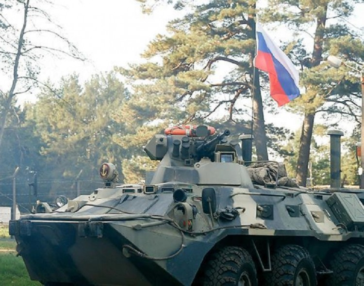 Russia starts withdrawing troops from Syria's Afrin