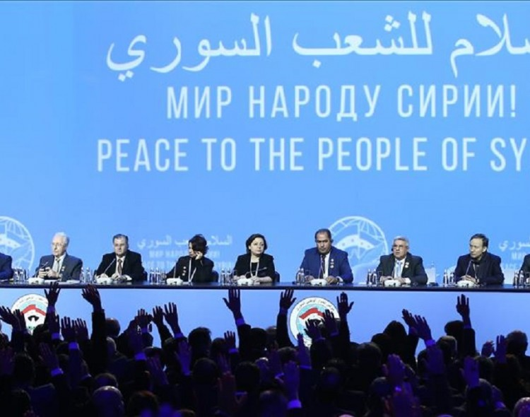 Sochi talks end, constitutional committee to be formed