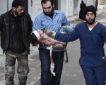 Serious violations of international law in E. Ghouta