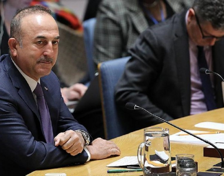 Divisive language in EU a 'dangerous game': Turkish FM