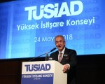'Stability should be priority,' says TUSIAD chair