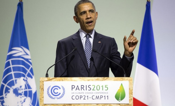 CLIMATE CHANGE AND  PARIS CONFERENCE