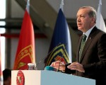 Erdogan wants defense industry to be self-sufficient